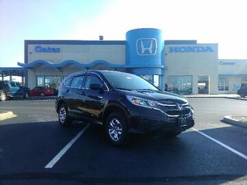2016_Honda_CR-V_AWD 5dr LX_ Richmond KY