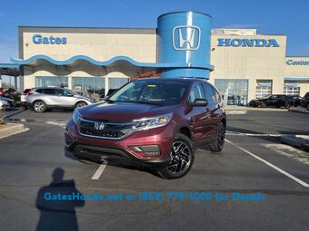 2016_Honda_CR-V_AWD 5dr SE_ Richmond KY
