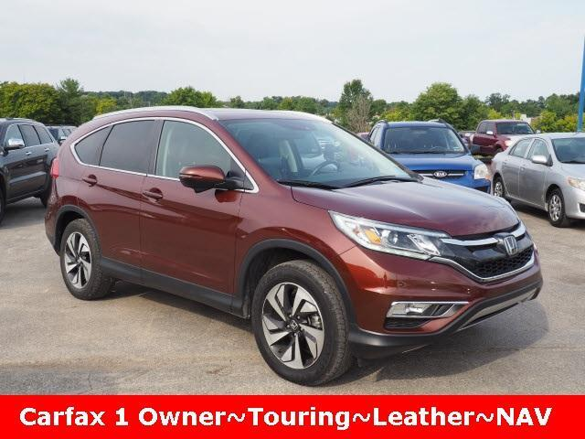2016 Honda CR-V AWD 5dr Touring Cranberry Twp PA