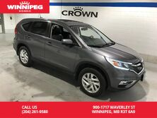 2016 Honda CR-V AWD/EX-L/Lease return/One owner/Accident free