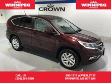 2016_Honda_CR-V_AWD/EX/One owner/Lease return/Heated seats/Bluetooth_ Winnipeg MB