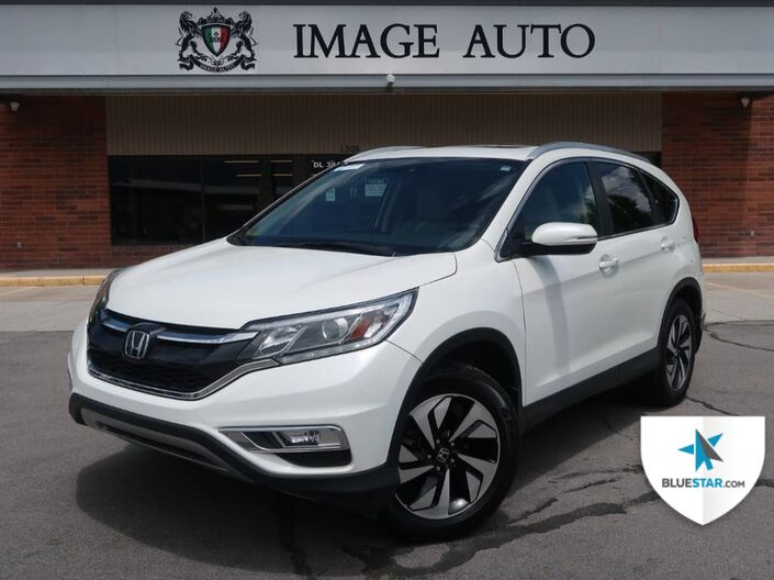 2016 Honda CR-V AWD TOURING West Jordan UT