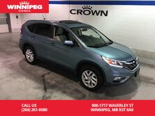 2016 Honda CR-V Certified/EX/Bluetooth/Sunroof/Heated seats