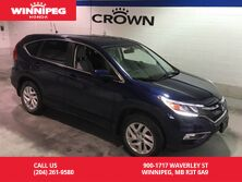 2016 Honda CR-V Certified/Sunroof/Heated seats/Bluetooth