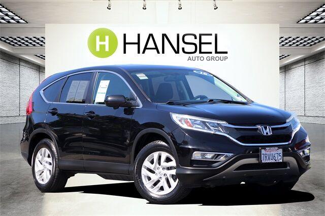 2016 Honda CR-V EX Santa Rosa CA