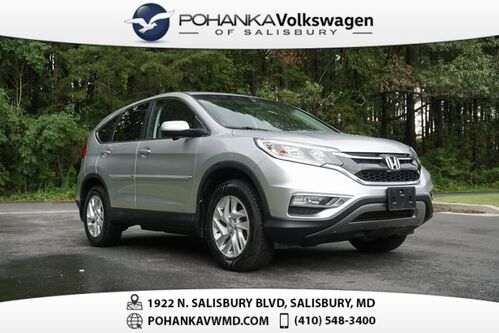 2016_Honda_CR-V_EX ** SUNROOF ** 31+ MPG **_ Salisbury MD