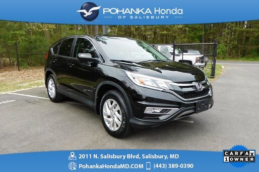 2016_Honda_CR-V_EX ** SUNROOF & SIDE VIEW CAMERA ** 1 OWNER **_ Salisbury MD