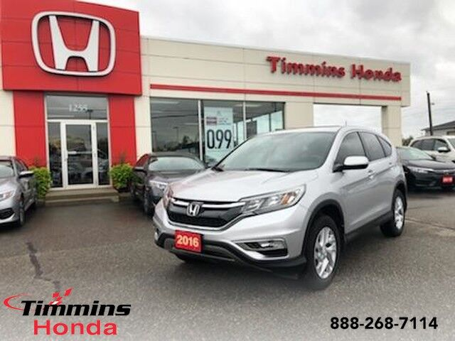2016 Honda CR-V EX Timmins ON