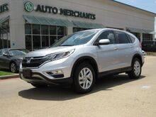 2016_Honda_CR-V_EX 2WD 2.4L 4CYL AUTOMATIC, SUNROOF, BLUETOOTH CONNECTION, HEATED SEATS, BACK-UP CAMERA, FOG LIGHTS_ Plano TX