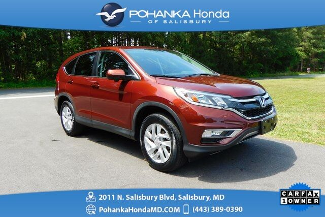 2016 Honda CR-V EX AWD ** 1 OWNER ** Honda Certified 7 Year / 100,000 ** Salisbury MD