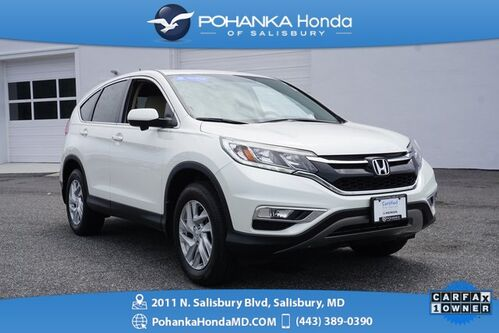 2016_Honda_CR-V_EX AWD ** HONDA CERTIFIED 7 YEAR / 100,000  **_ Salisbury MD