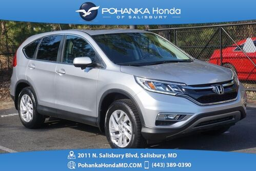 2016_Honda_CR-V_EX AWD ** ONE OWNER ** HONDA CERTIFIED 7 Year / 100,000  **_ Salisbury MD
