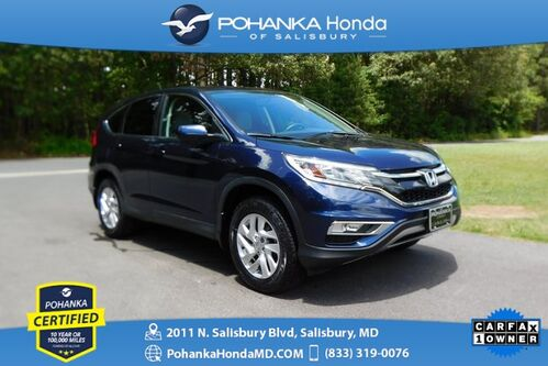 2016_Honda_CR-V_EX AWD ** Pohanka Certified 10 Year / 100,000  **_ Salisbury MD