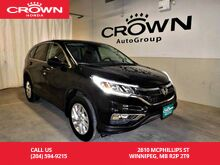 2016_Honda_CR-V_EX/AWD/ACCIDENT-FREE HISTORY/LOW KMS/ONE OWNER LEASE RETURN/ PUSH START/ECON MODE/BACK UP CAM/SUNROOF_ Winnipeg MB