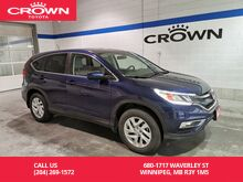 2016_Honda_CR-V_EX AWD / Lease Return / Local / Great Condition_ Winnipeg MB