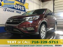 2016_Honda_CR-V_EX AWD w/Heated Seats & Moonroof_ Buffalo NY
