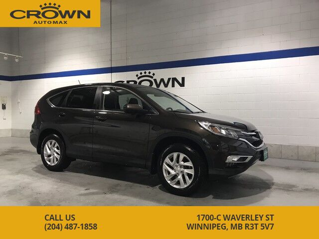 2016 Honda CR V EX All Wheel Drive **Remote Start** Sunroof ...