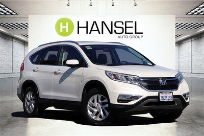 2016_Honda_CR-V_EX-L_ Santa Rosa CA