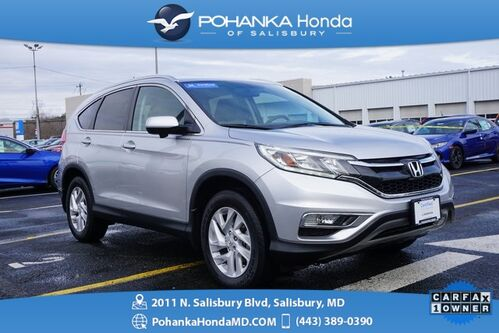 2016_Honda_CR-V_EX-L ** SUNROOF & REAR VIEW CAMERA ** ONE OWNER **_ Salisbury MD