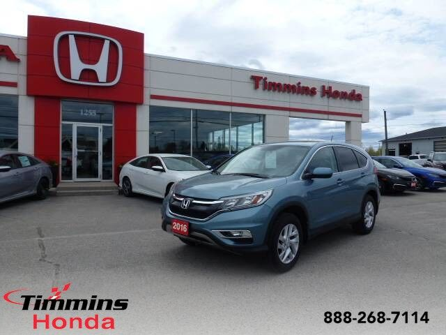 2016 Honda CR-V EX-L Timmins ON