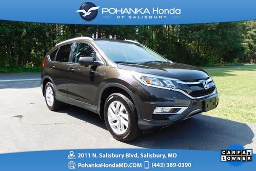 2016_Honda_CR-V_EX-L AWD ** HONDA CERTIFIED 7 YEAR / 100,000  **_ Salisbury MD