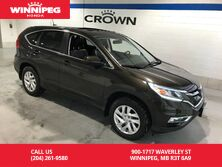 2016 Honda CR-V EX-L/Accident free/One owner/Lease return