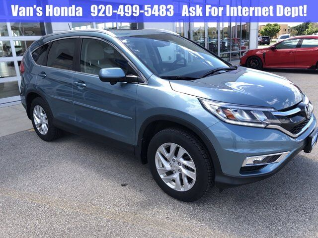 2016 Honda CR-V EX-L Green Bay WI