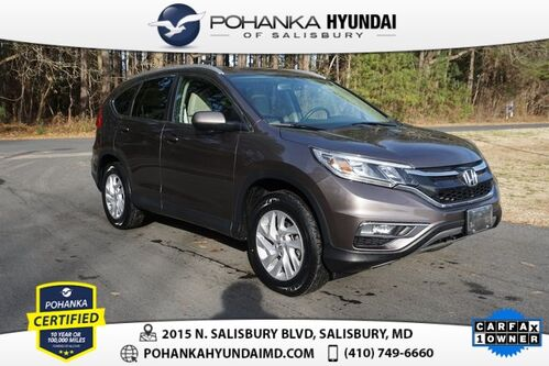 2016_Honda_CR-V_EX-L **ONE OWNER**_ Salisbury MD