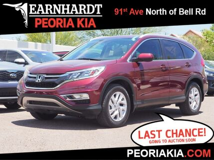 2016_Honda_CR-V_EX-L_ Peoria AZ