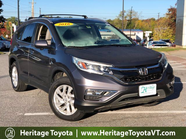 2016 Honda CR-V EX-L South Burlington VT