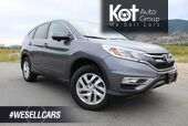 2016 Honda CR-V EX-L, Very Low Km's, No Accidents, Heated Front Seats