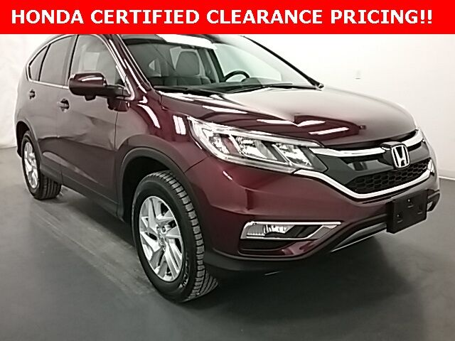 2016 Honda CR-V EX-L w/Navigation Holland MI