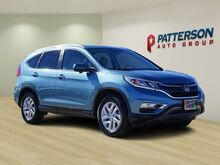 2016_Honda_CR-V_EX-L***ONE OWNER***CLEAN CARFAX***LEATHER***SUNROOF***_ Wichita Falls TX
