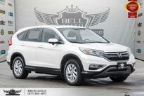 Honda CR-V EX, NO ACCIDENT, AWD, REAR CAM, B.SPOT CAM, SUNROOF 2016