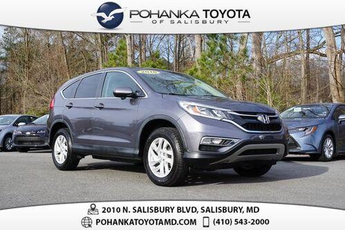 2016_Honda_CR-V_EX_ Salisbury MD