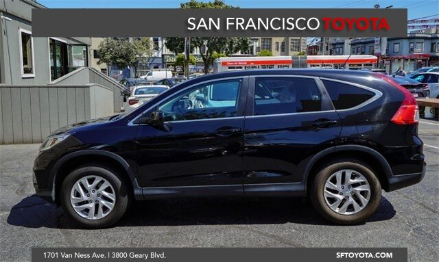 2016 Honda CR-V EX San Francisco CA