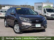 2016 Honda CR-V EX South Burlington VT