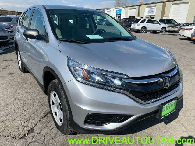 2016 Honda CR-V LX AWD Pleasant Grove UT