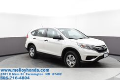 2016_Honda_CR-V_LX_ Farmington NM