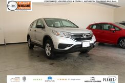 2016 Honda CR-V LX Golden CO
