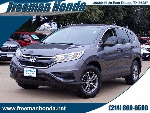2016 Honda CR-V LX Dallas TX