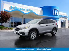 2016_Honda_CR-V_LX_ Johnson City TN