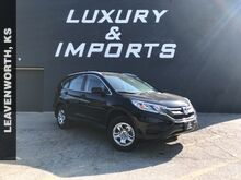 2016_Honda_CR-V_LX_ Leavenworth KS