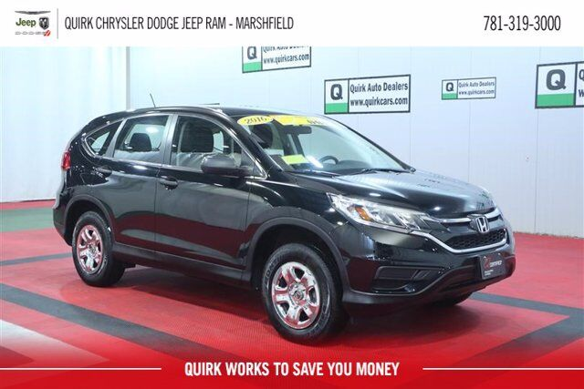 2016 Honda CR-V AWD 5dr LX Marshfield MA