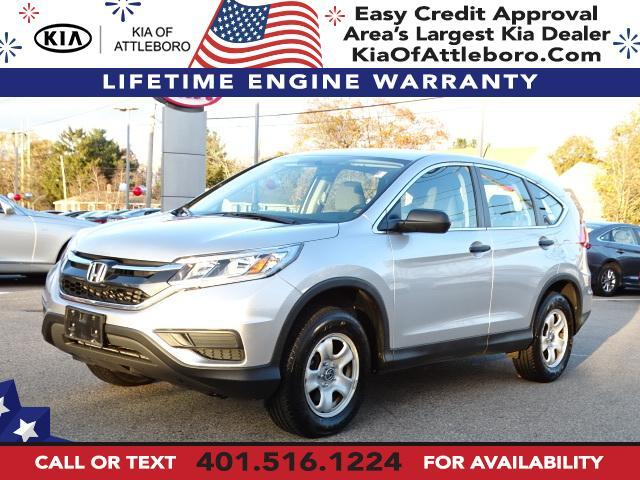 2016 Honda CR-V LX South Attleboro MA