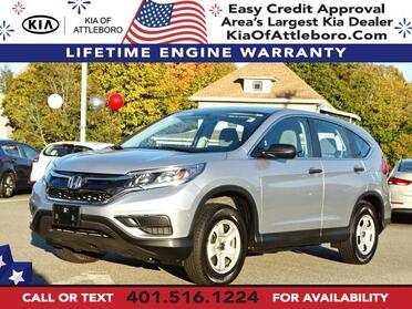 2016_Honda_CR-V_LX_ South Attleboro MA