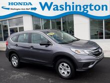 2016_Honda_CR-V_LX_ Washington PA