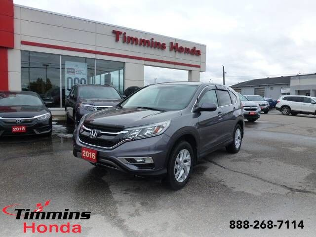 2016 Honda CR-V SE Timmins ON