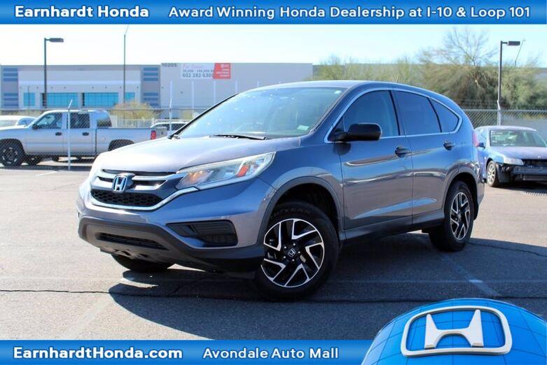 2016 Honda CR-V SE Avondale AZ