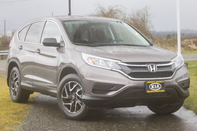 2016 Honda CR-V SE Burlington WA